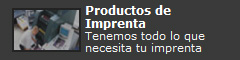 Productos de Imprenta